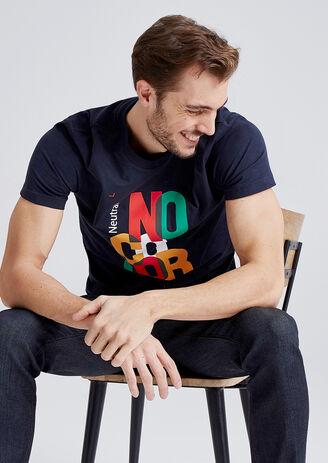e823a4b2adcff T-shirt homme   uni, rayé, imprimé ➤ Choisissez votre T-shirt sur Jules
