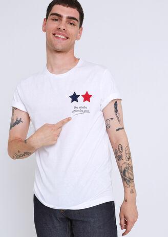 Tee shirt champions du monde deux étoiles