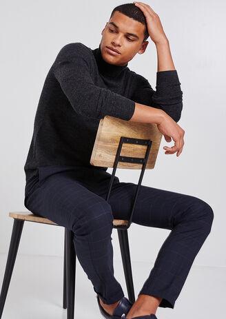 Pullover in lana merino