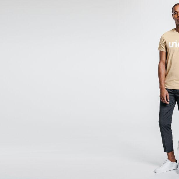 """Tee-shirt col rond imprimé """"UNIQUE"""""""