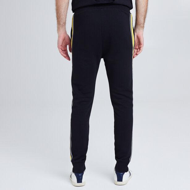 Pantalon de jogging à bandes molleton