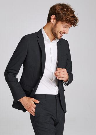 Slim kostuumvest