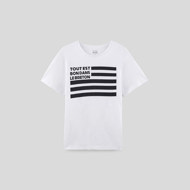 Tee shirt région Bretagne