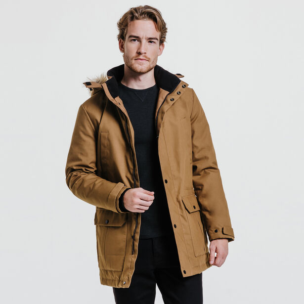 Trenchs, Parkas