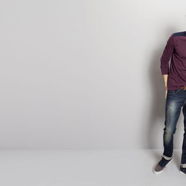 Jean skinny vintage