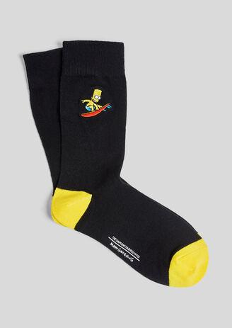 Fantasie sokken Simpsons