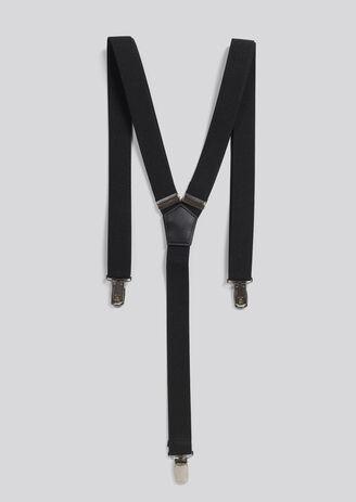 Elastische bretels, effen
