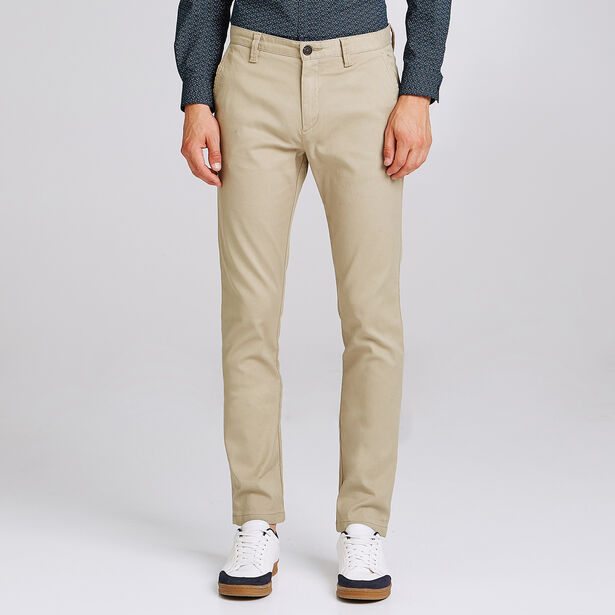 Pantalone chino, 5 tasche e casual