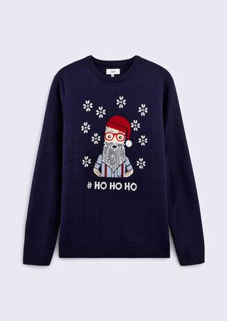 Pull de Noel HOHOHO