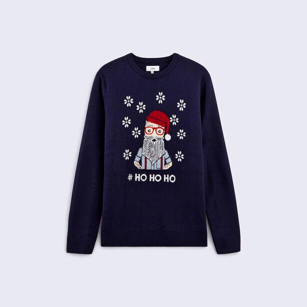 Pullover ugly natalizio
