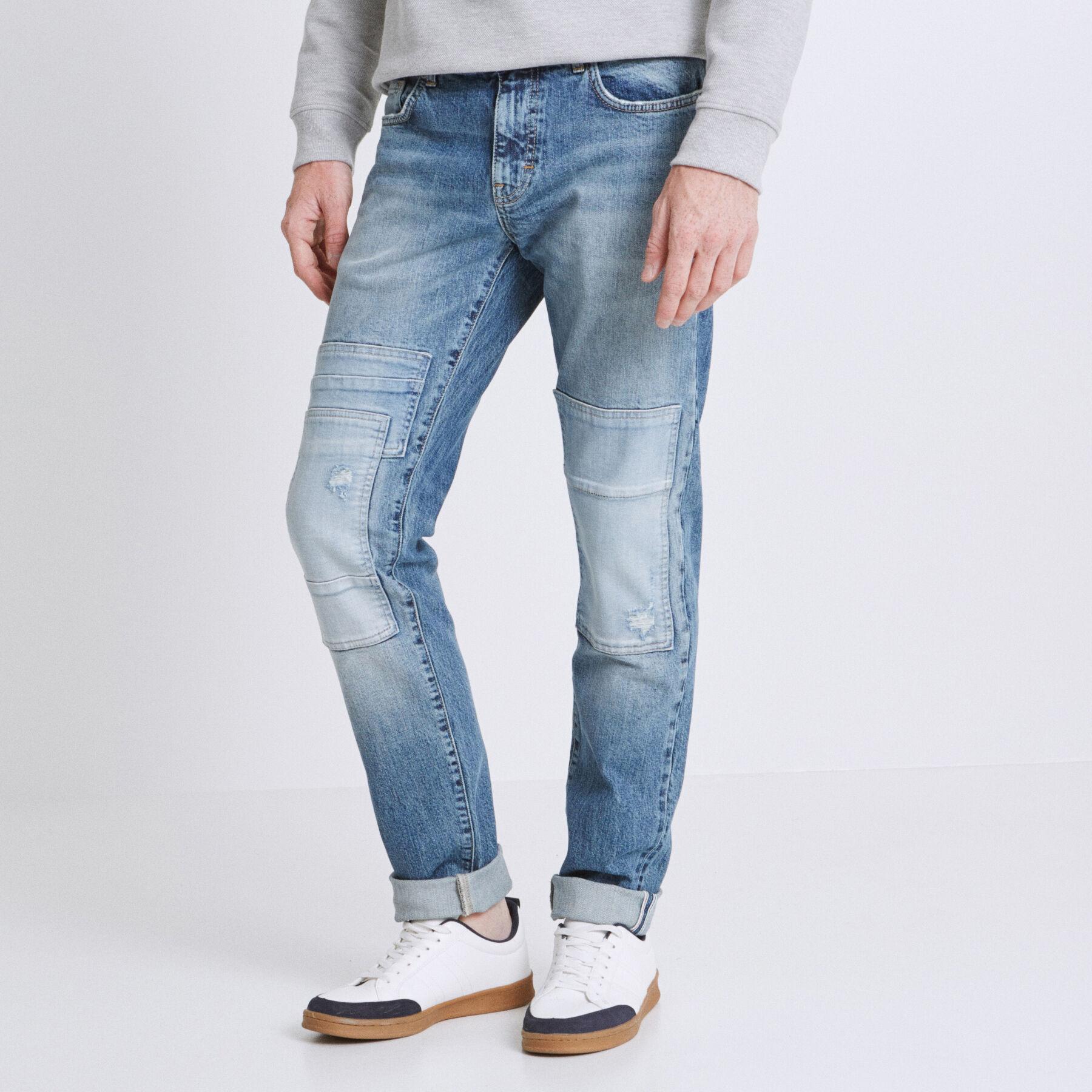 http   www.construction-renovation-91.fr 04511 Jeans Bleu Et Levi ... 0943838b53b