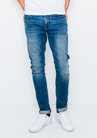 Jean skinny heavy wash
