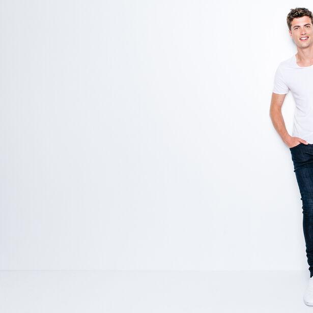 Jean skinny spray