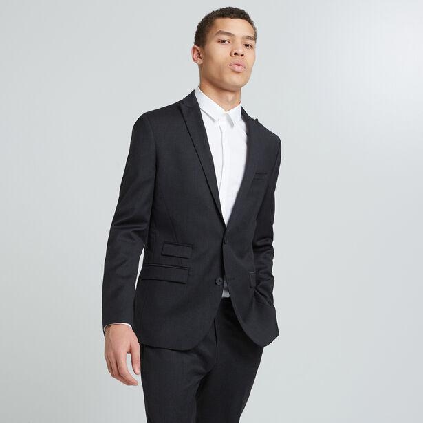 Veste de costume haut de gamme en laine