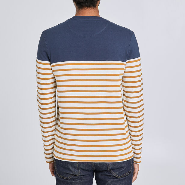 Tee Shirt ML Marinière