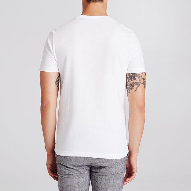 Tee shirt col rond imprimé région AUVERGNE