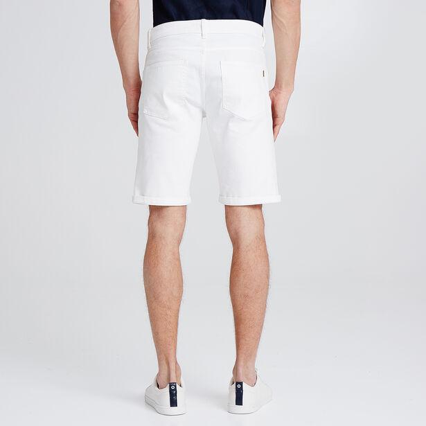 Bermuda 5 poches en twill