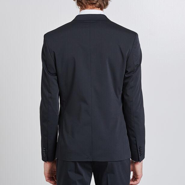 Veste de costume slim emblématique