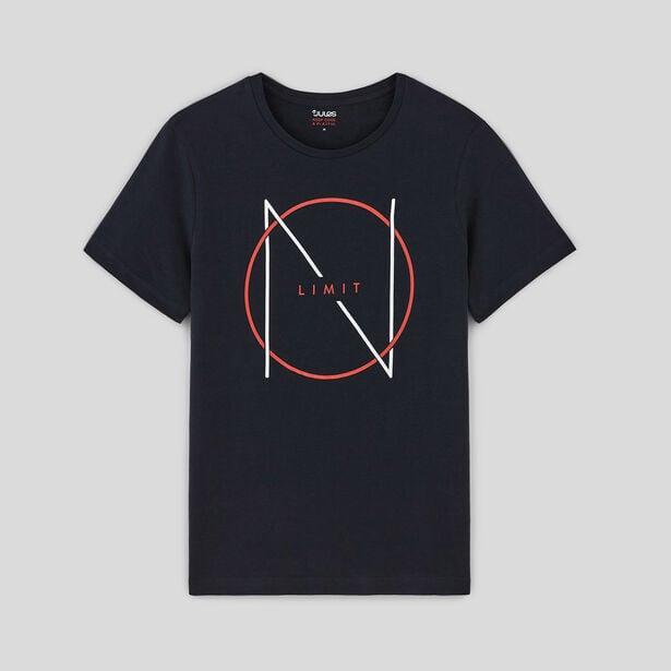 Tee shirt message no limit