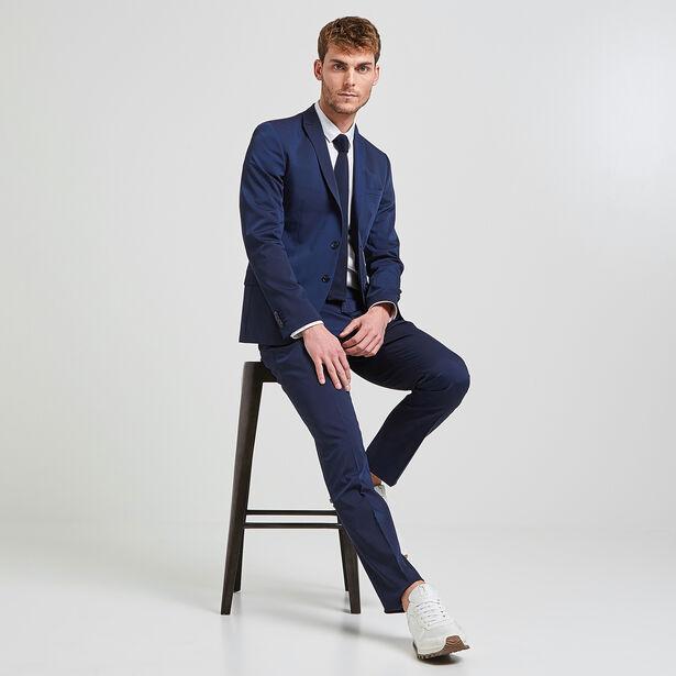 Giacca da abito slim in lana
