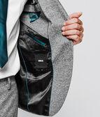 Kostuumvest, elegante en aansluitende slim snit