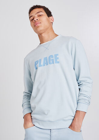 Sweat plage Recyclé La Gentle Factory