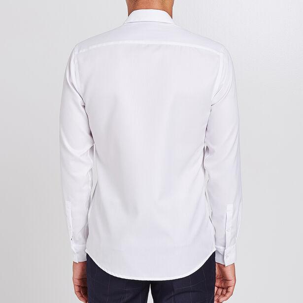 chemise r gular repassage facile blanc homme jules. Black Bedroom Furniture Sets. Home Design Ideas