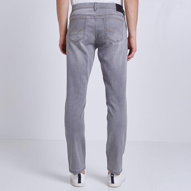 Jean Slim Urbanflex gris