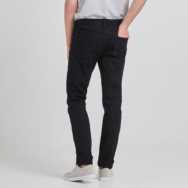 Jeans Slim Urbanflex neri