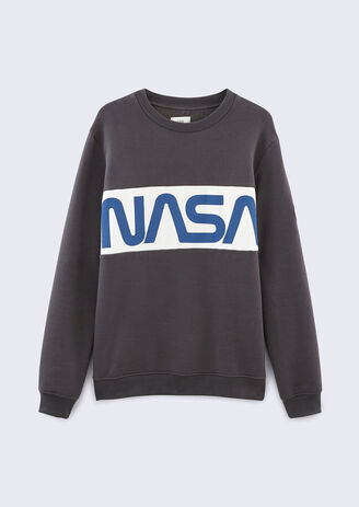 Sweat imprimé NASA
