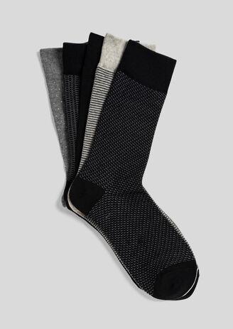 Lot de 5 paires de chaussettes Homme