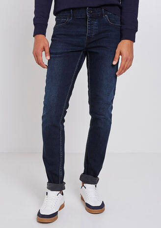 Jean Slim 4L Blue Black
