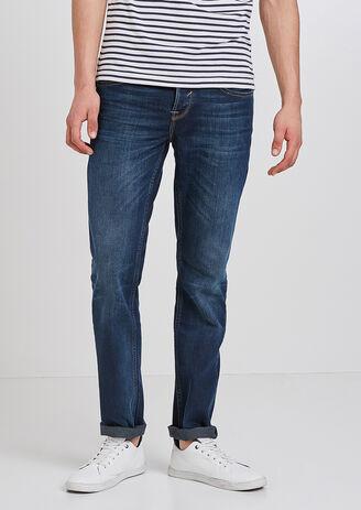 Straight jeans, Greencast