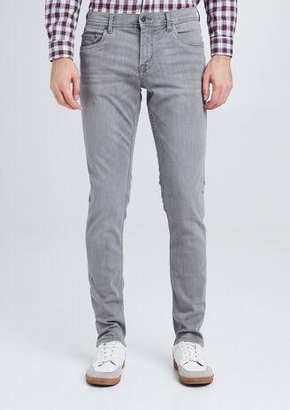 Jean slim 5 poches #Tom