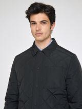 Blouson col chemise