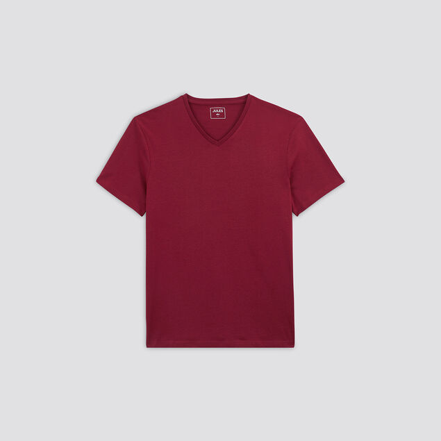 Tee-shirt basique col V