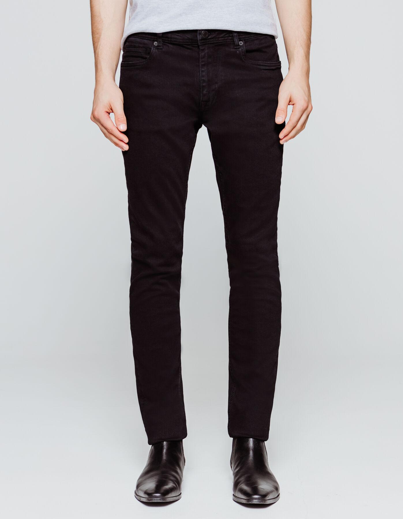 Jean slim #Tom urbanflex  noir