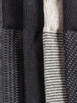 Chaussettes motifs géométriques lot de 5