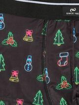 Boxer microfibre Noël