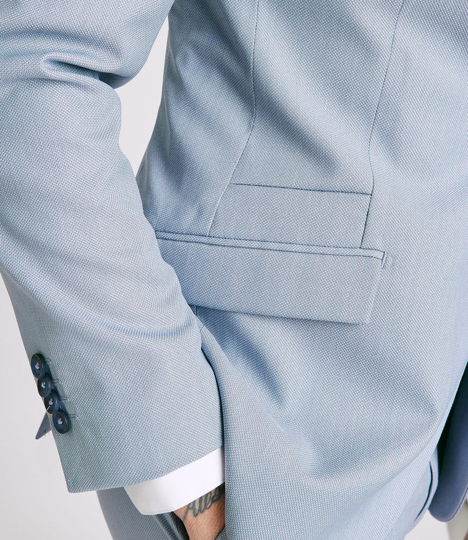 Veste de Costume Bleu Ciel