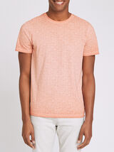 T-Shirt Orange Fantaisie
