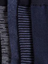 Lot de 5 paires de chaussettes à micro-motifs