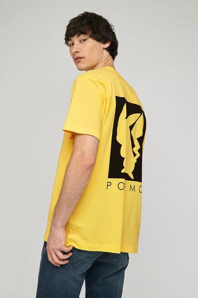 tee shirt imprimé Pokémon