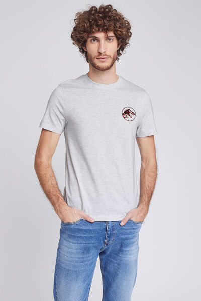 Tee shirt graphique JURASSIC PARK