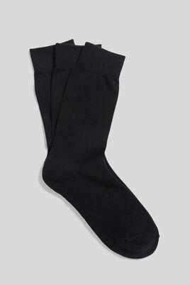 Chaussettes coton bio lot de 3