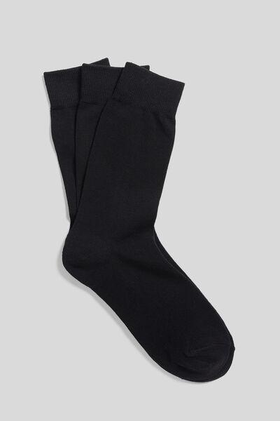 Lot de 3 paires de chaussettes en coton RSE