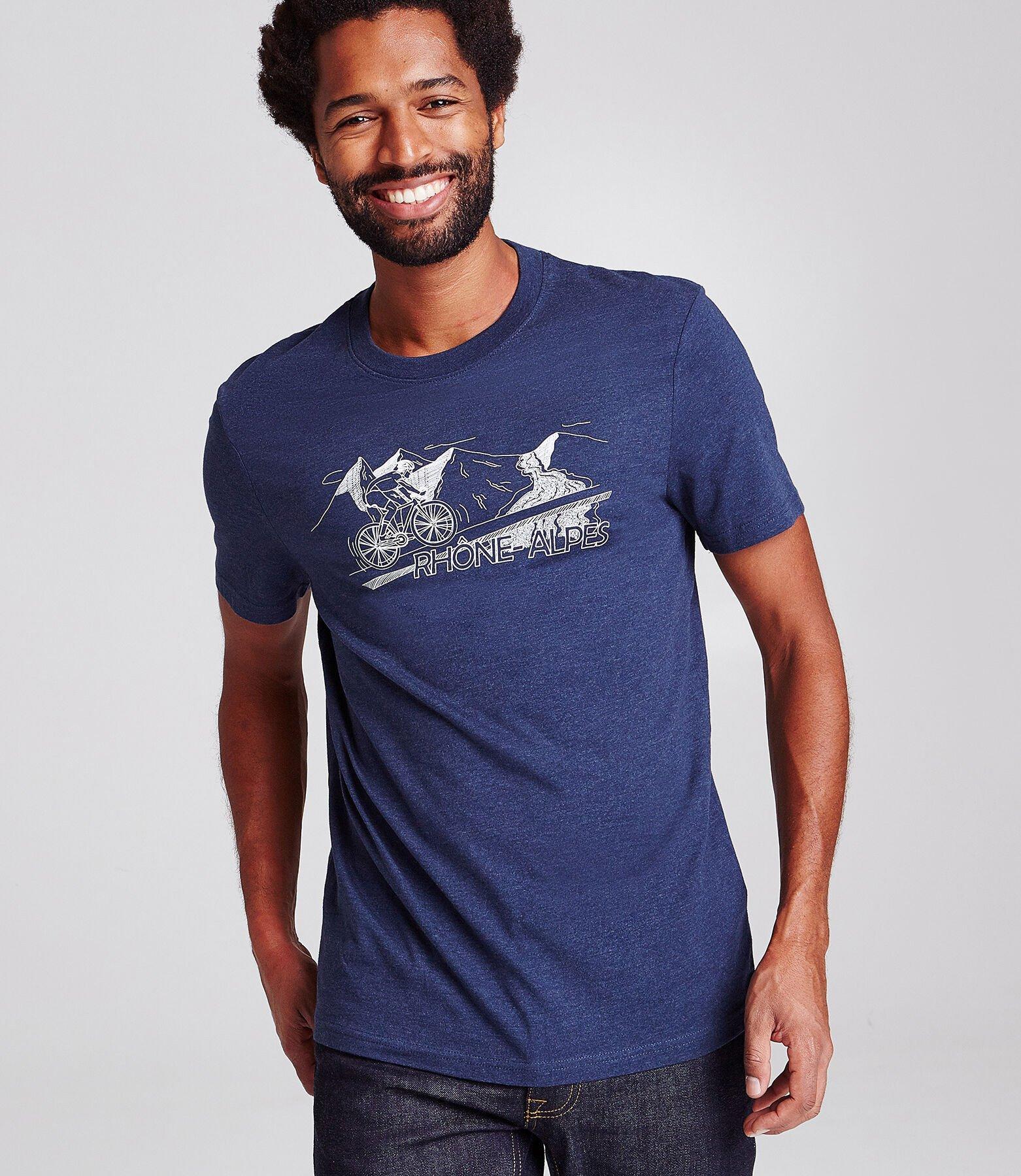T-shirt RHONE-ALPES
