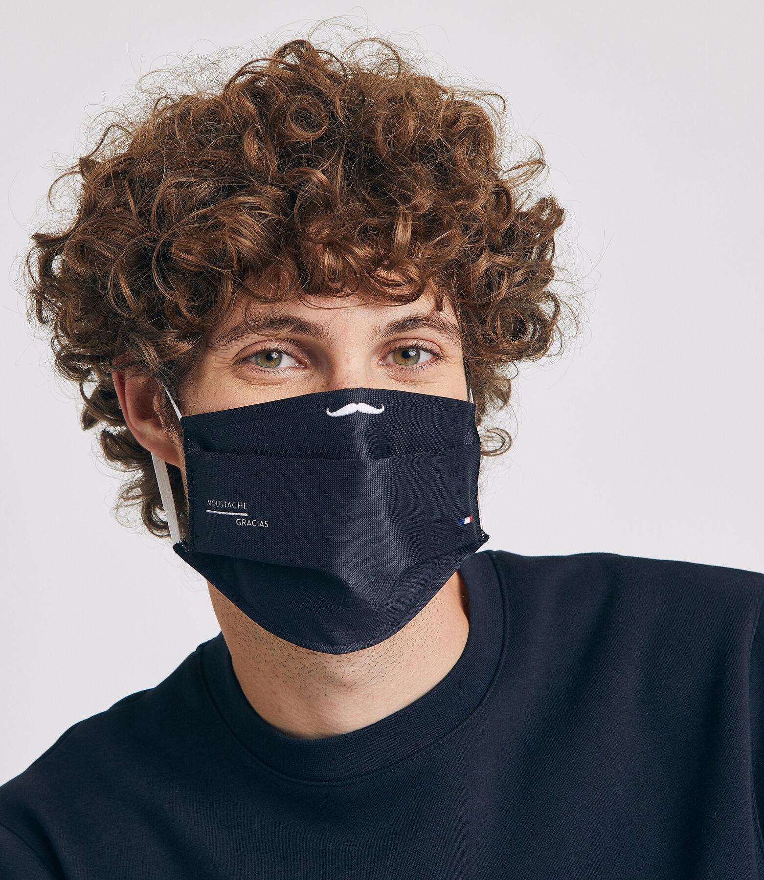 Masque lavable imprimé made in France