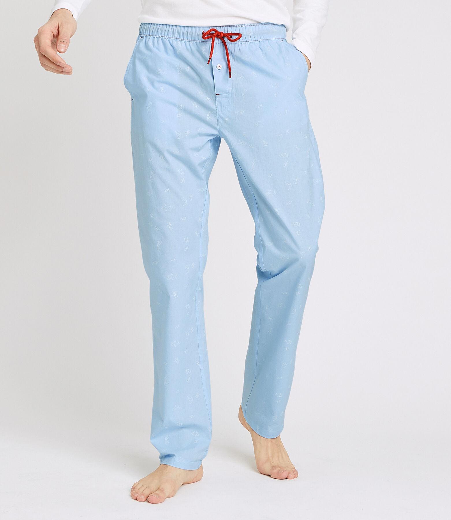 Nightwear Bleu Fantaisie