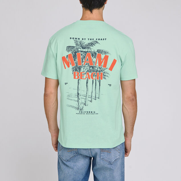Tee-shirt COOL FIT imprimé devant et dos